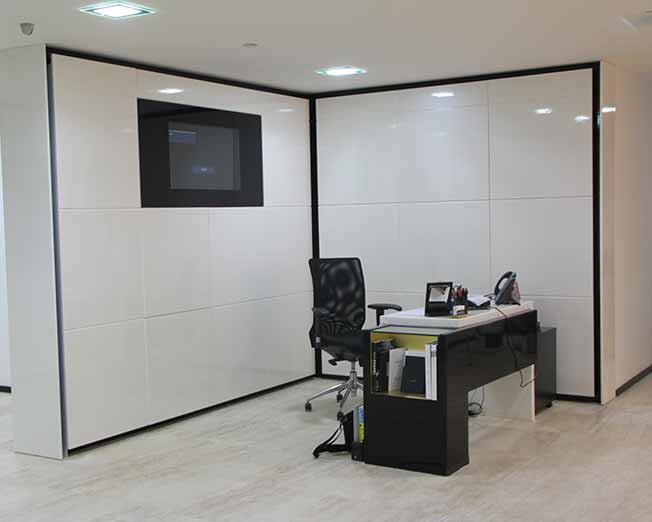 chanel offices dubai hdd interiors. Black Bedroom Furniture Sets. Home Design Ideas